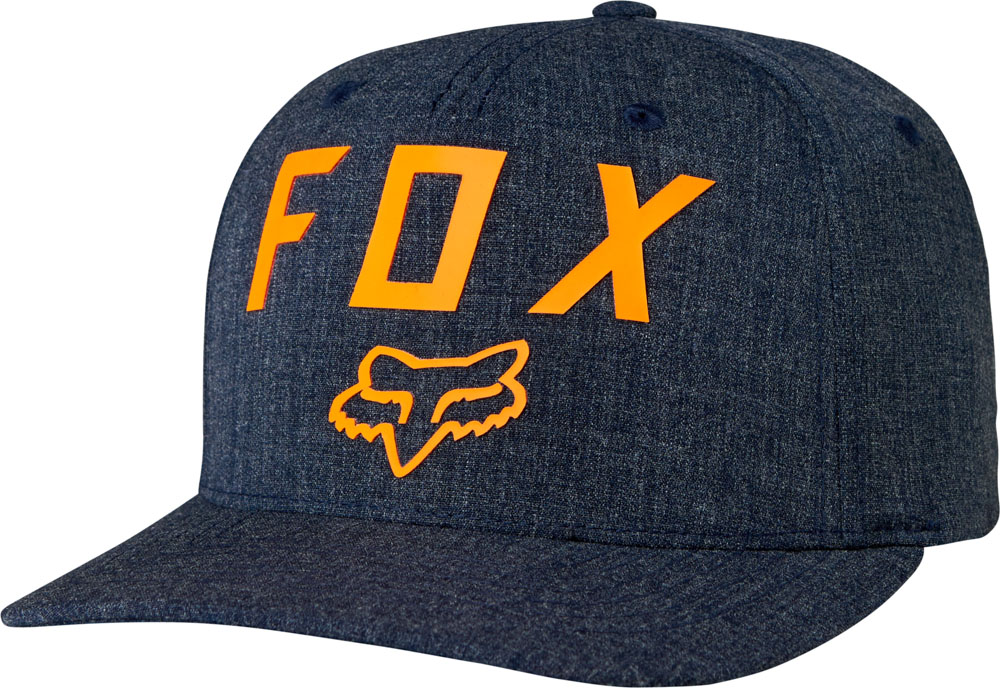 FOX Number 2 Flexfit Sapka HTR MDNT