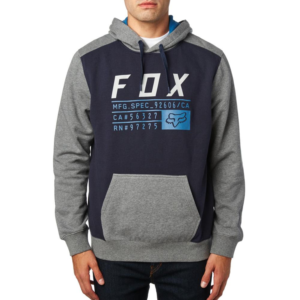 3e336b25a4 FOX District 3 pulóver MDNGHT-2