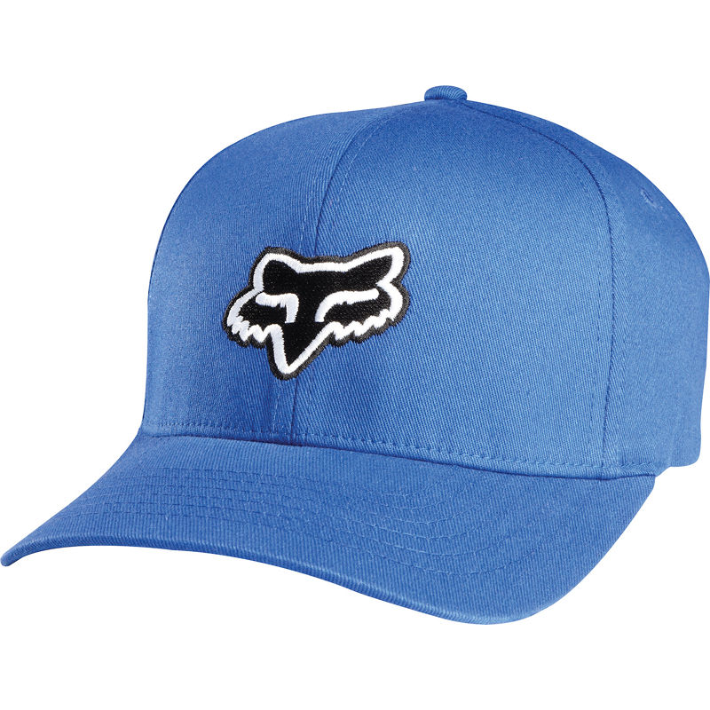 Fox sapka flex 45 hat dusty blue