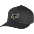 Fox sapka boys legacy flexfit hat blk gren