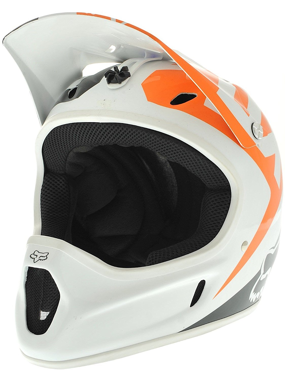 Fox Mtb Rampage wht orange
