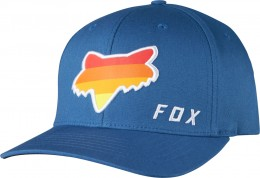 FOX Draftr Head Flexfit Sapka BLU