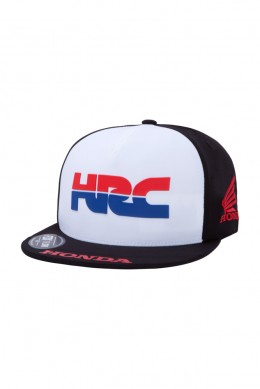 FOX Pit HRC Tech hat Sapka BLK