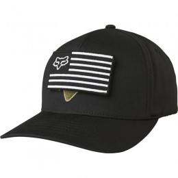 Fox sapka Placate Flexfit Hat blk