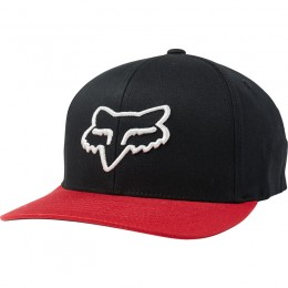 Fox sapka Scheme 110 snapback blk red