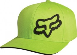 Fox sapka Signature Flexfit hat GREEN