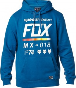 14cfc02a72 Fox pulóver disctrit 2 dst blu