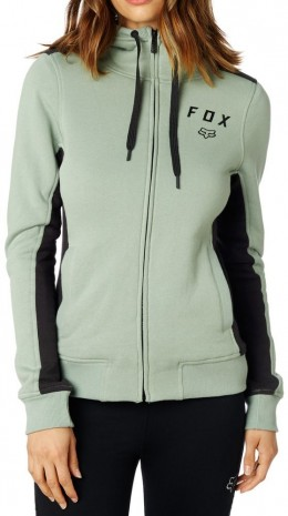 Fox pulóver OUTBOARD SHERPA ZIP-UP FLEECE HOODY sge