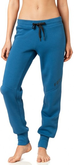 Fox nadrág AGREER FLEECE SWEATPANTS dst blu