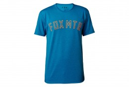Fox póló doldrums ss tech tee htr blu