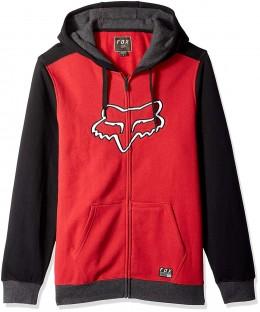 6fa3b693f8 Fox pulóver destrakt zip fleece crdnl