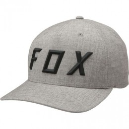Fox sapka Sonic Moth Flexfit htr grey