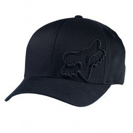 FOX  flex 45 flexfit hat  sapka BLK