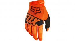 Fox kesztyű Dirtpaw Race Glove orange