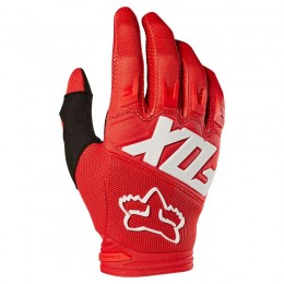 Fox kesztyű Dirtpaw Race Glove red