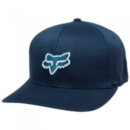 Fox sapka legacy flexfit hat navy