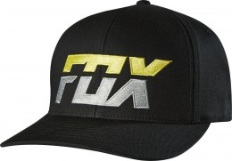 Fox sapka Stack Flexfit Hat blk