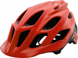 Fox sisak Mtb Flux Creo red blk