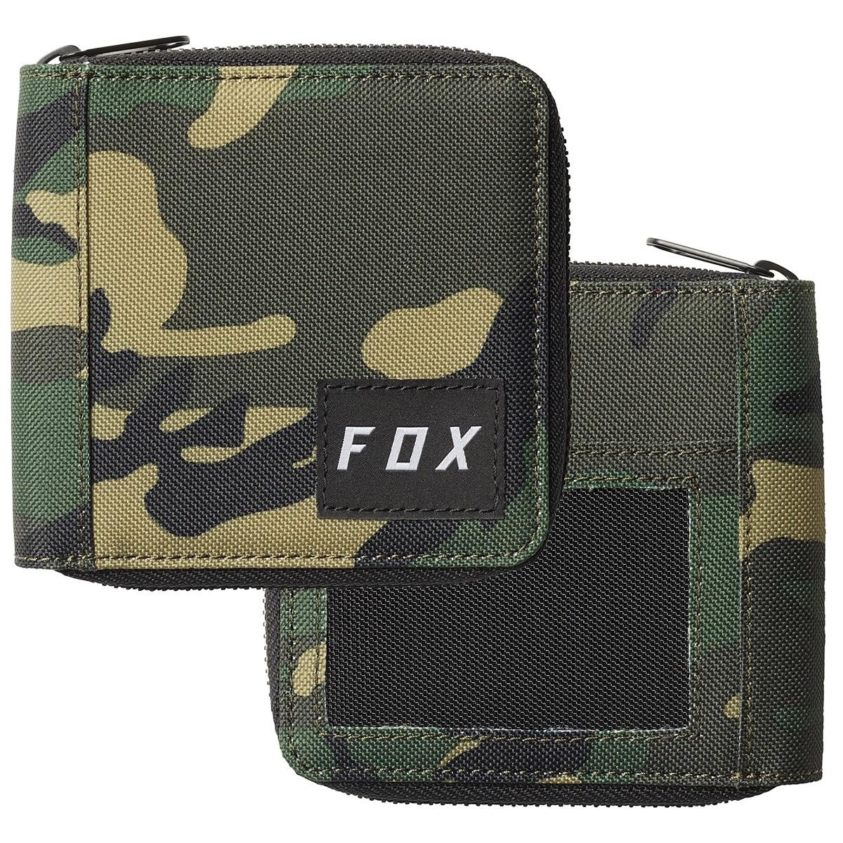 Fox Machinist Wallet NS Dirt