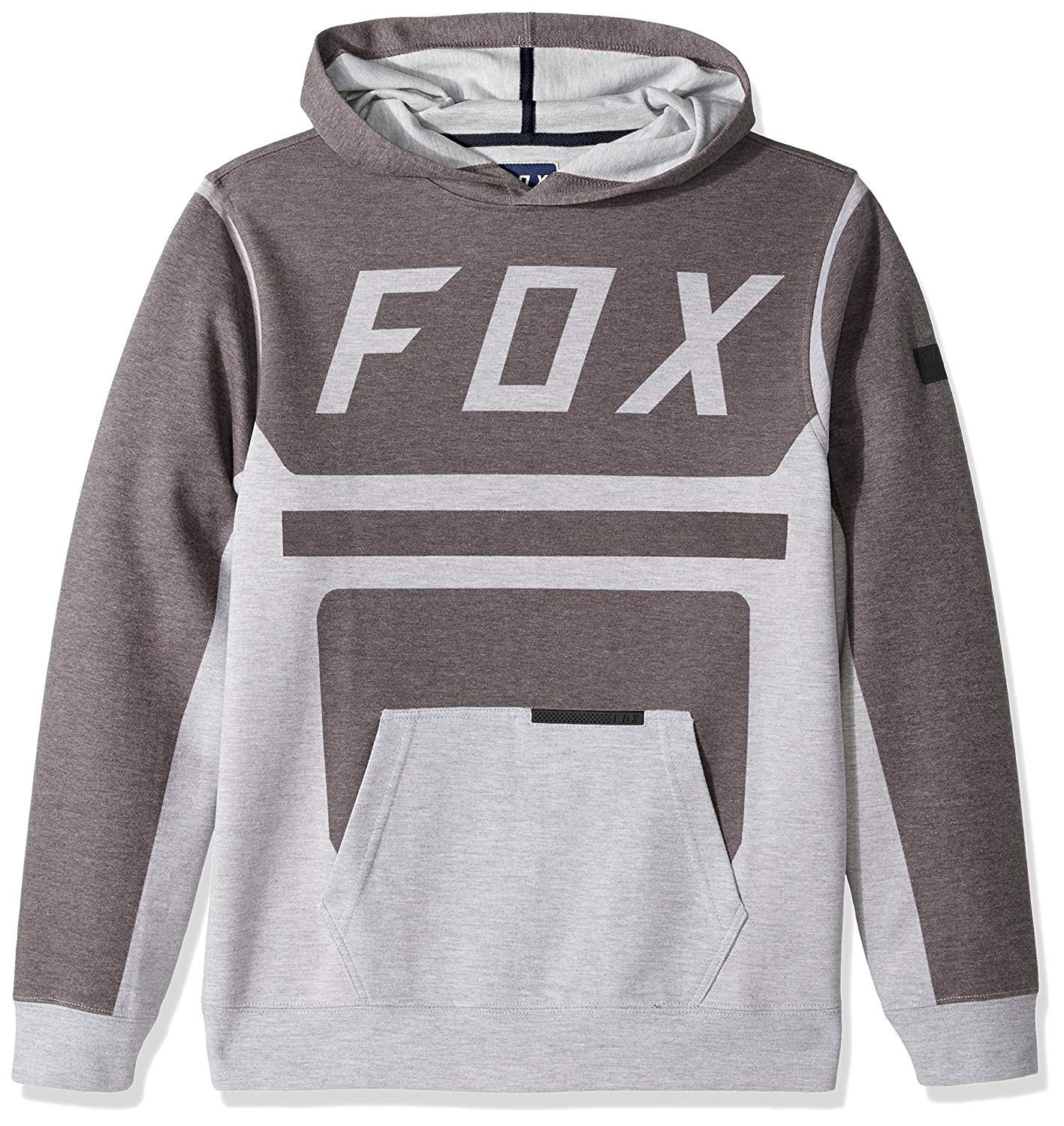 FOX pulóver Moth Fleece grafit