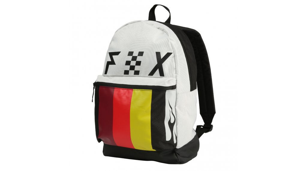 FOX hátizsák Rodka Kick Stand Backpack blk