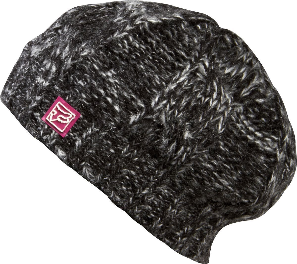 FOX sapka Throwback Beret Beanie black