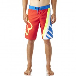 FOX short Motion Creo flame red