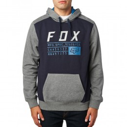 FOX pulóver District 3 Fleece MDNGHT